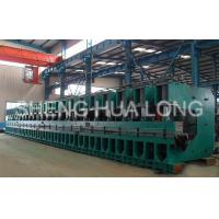 Rubber Machinery 23 m plate vulcanizing machine