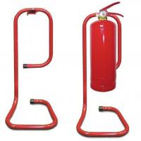 China Cabinets & Accessories Portable Extinguisher Stand - All Steel wholesale