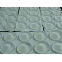China Molded rubber&Gaskets Transparent Silicone Rubber Feet wholesale