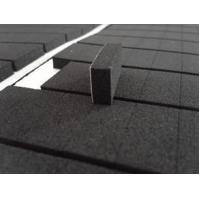 Buy cheap Molded rubber&Gaskets Adhesive Sponge Rubber Block from wholesalers