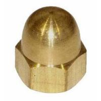 Buy cheap Dome nut din 1587 from wholesalers