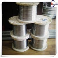 China Heat Resistant Wire Cr20Ni30 Nichrome alloy wire on sale