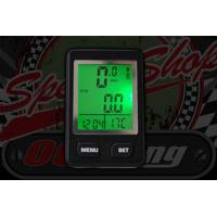 Buy cheap ACE 50/125 Speedo. universal bar mounted with back light from wholesalers