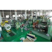 China Slitting Line JB1600 Slitting line (With double knife stand) wholesale
