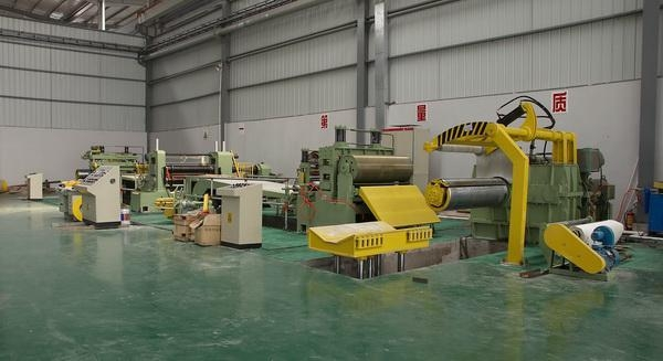 China Slitting Line Metal coil Slitter