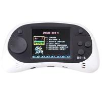 ZHISHAN Kids Classic Retro Portable Handheld Video Game Console Player 2.5