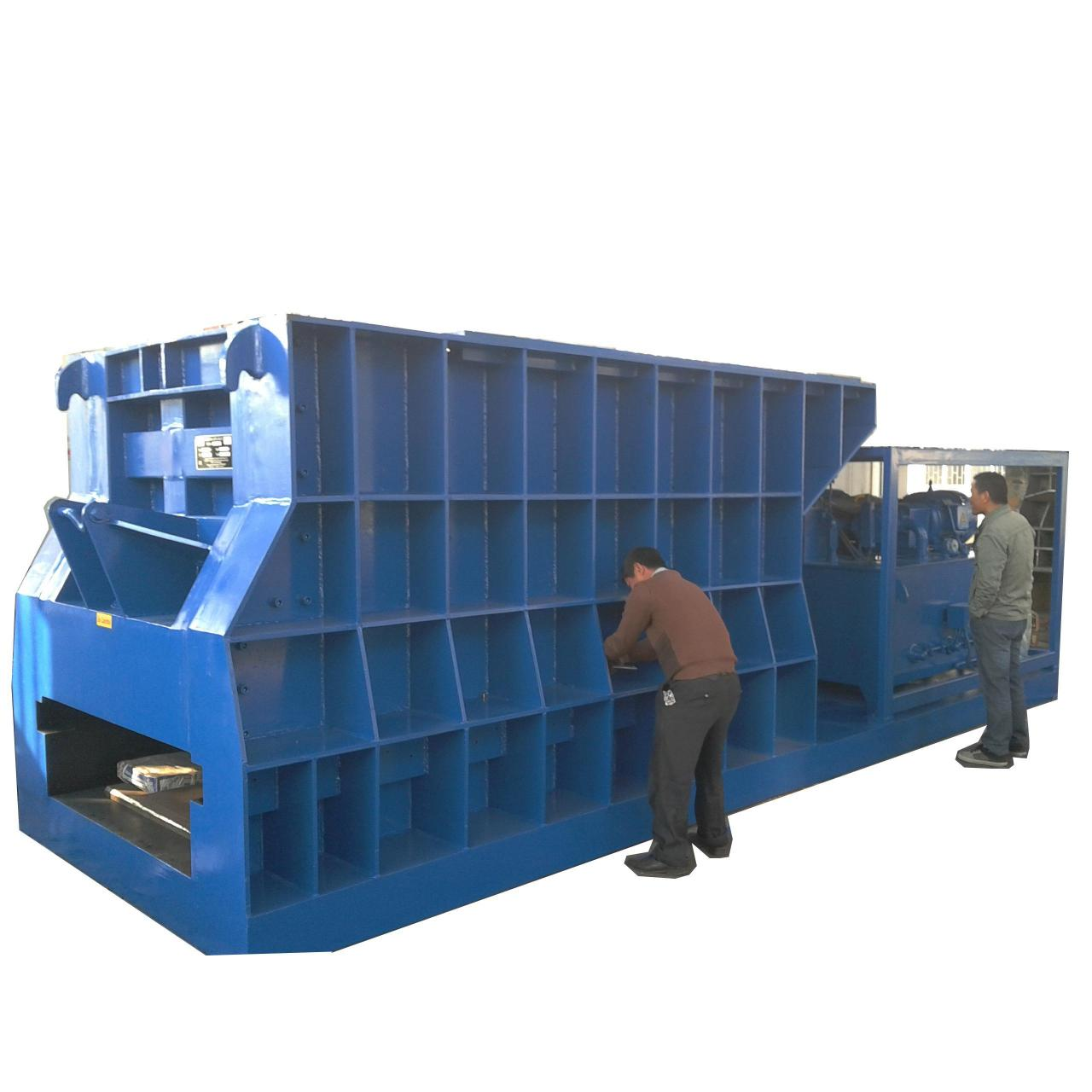Q43W-4000A Automatic Container Metal Shear