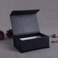 Larger black paper gift box for Shoe