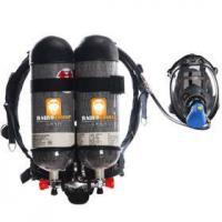 Buy cheap Double bottle positive pressure air breathing apparatus from wholesalers