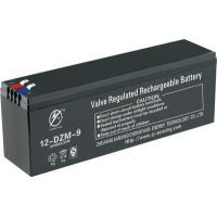 Buy cheap friendly battery 12-DZM-9 from wholesalers