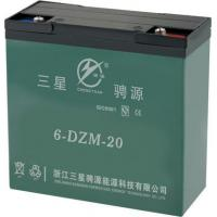 Buy cheap friendly battery 6-DZM-20 from wholesalers