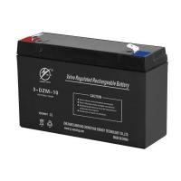 Buy cheap friendly battery 3-DZM-10(black) from wholesalers
