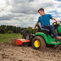 Buy cheap ATV Attachments DR Tow Behind Rototiller from wholesalers
