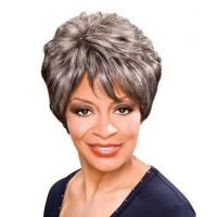 Buy cheap Wigs FOXY SILVER Ashley Full Synthetic Hand-Stitched Wig from wholesalers