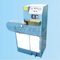 China Products  QM-150 pneumatic automatic sand belt sample grinder on sale