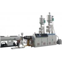 Buy cheap PE-RT/HDPE Pipe Production Line High Speed Multi-layer Composite HDPE Pi from wholesalers