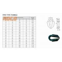 Quality PIPE TYPE THIMBLE for sale