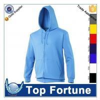 Buy cheap 2016 Latest design full face zip hoodie from wholesalers
