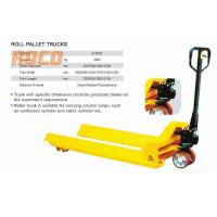 Buy cheap ROLL PALLET TRUCKS from wholesalers