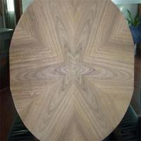 China Real Wood Veneer Particle Board Dining Tabletop wholesale