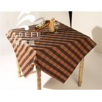 China Durable Cotton Dining Table Cover Sheet wholesale