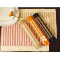 China Cotton Table Placemat and Coaster Set or Dining Table Mat wholesale