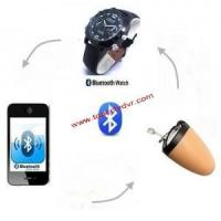 Buy cheap Bluetooth Watch For Micro Covert Earphone ( MicroSpy Earpiece excluded) from wholesalers