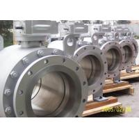 3-PC Body Forged Steel Trunnion Mounted Ball Valves