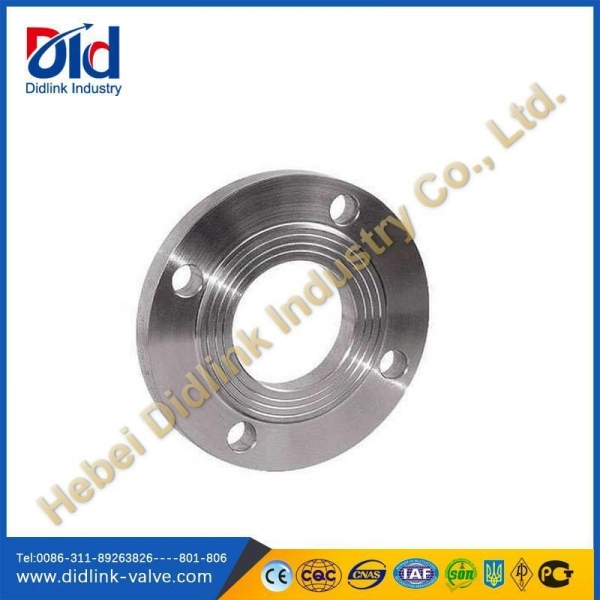 China DIN carbon steel plate flanges, metric flanges suppliers, industrial pipe flanges