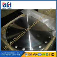 China DIN 2527 blind flanges suppliers, forged carbon steel flanges, high pressure flanges types wholesale