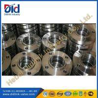 China ANSI B16.5 slip on welding steel pipe flanges, exhaust flanges for sale wholesale