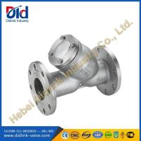 China DIN Stainless steel Y Strainer, sanitary y strainer, 3 y strainer API602,BS5352,ANSI B16.34 wholesale