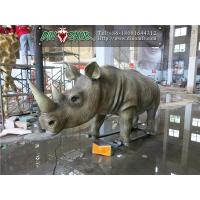 Buy cheap Simulation animal series Simulation Rhino from wholesalers