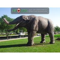 Buy cheap Simulation animal series Simulation platybelodon from wholesalers