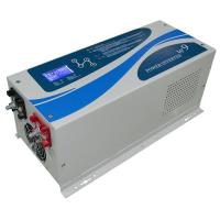 3000W48V home solar inverter with charger DC to AC pure sine wave
