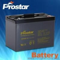 Buy cheap 1 Prostar 12v 90ah battery for solar GPD90-12 from wholesalers