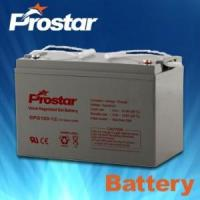 Buy cheap 1 Prostar solar gel battery 12v 100ah GPG100-12 from wholesalers