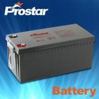 Buy cheap 1 Prostar solar gel battery 12v 200ah GPG200-12 from wholesalers