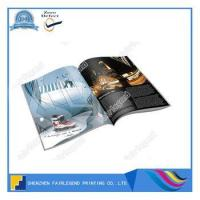 Buy cheap Promotional magazines printing with high quality from wholesalers