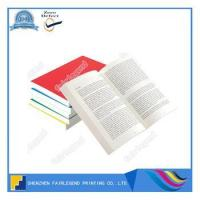 Buy cheap China book printer softcover book printing from wholesalers