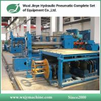 High Speed Fast -stop-shear Cut to Length Line Machine