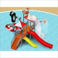 Multilevel Water Play System