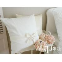 Decorative pillows Luxury super soft white 5% down and 95% feather pillow insert