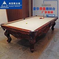 Buy cheap SDS--C01 Carving Billiard Tables from wholesalers