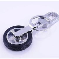 China Creative rotary tire keychain tem NO#KY1705220043 wholesale