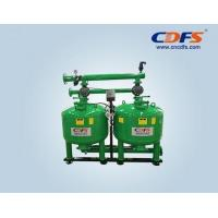 China Multi-vessels auto sand filter system wholesale