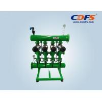 Buy cheap 4 inch semi auto disc filter system from wholesalers