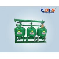 Buy cheap Semi auto sand filter system from wholesalers