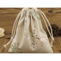 Nanjing foreign trade wear rope bag, wear cotton rope bag manufacturer/producer price
