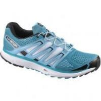Salomon Women's X-Scream Running Shoes - Boss Blue/Score Blue/White